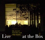 Live at the Box